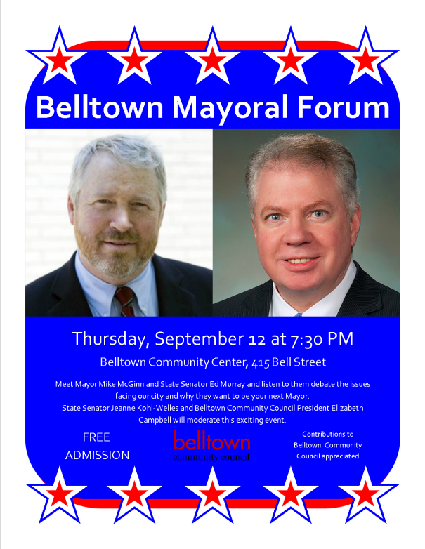 mayoralforum